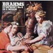 バルビローリのブラームス/交響曲第4番 英PYE 2923 LP レコード