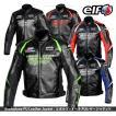 elf EJ-W108 WP Evoluzione PU Leather Jacket / エボルツィオーネPUレザージャケット