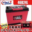 PERFECT POWER 46B24L 自動車用リチウムイオンバッテリー 蓄電池 【互換 46B24L 50B24L 58B24L 60B24L 65B24L 70B24L 75B24L】
