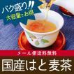 健康茶 国産はと麦茶 8g×50p バク盛り(メール便送料無料・代引き不可)