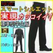 【送料無料】PurePort標準型 学生服ズボン/カッコイイ!スマートスタイル標準型学生ズボン/ポリエステル100%
