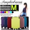 スーツケース 中型 軽量 キャリーケース キャリーバッグ アルミフレーム TSAロック 4泊〜7泊 Mサイズ