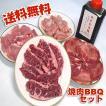 焼肉セット ハラミ 牛肉 豚肉 鶏肉 自家製タレ付属 1.4kg 冷凍便発送 (BBQ バーベキュー 焼き肉)