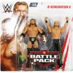 WWE BATTLE PACKS 58 Triple H & Shawn Michaels(トリプルH/ショーン・マイケルズ)
