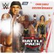 WWE BATTLE PACKS 58 Shelton Benjamin & Chad Gable(シェルトン・ベンジャミン/チャド・ゲーブル)