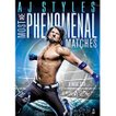 WWE AJ Styles(AJスタイルズ) Most Phenomenal Matches  輸入盤DVD