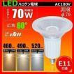 LED スポットライト E11 COBタイプ 広角60度 LS7111TA 電球色 LS7111TN 白色 LS7111TC 昼光色 beamtec