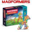 マグフォーマー 60ピース 知育玩具 ブロック マグネット おもちゃ ネオンカラーセット