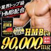【メール便送料無料】HMBプロフェッショナル90,000(大容量360粒)+クレアチン18,000mg 筋トレ プロテイン サプリ