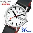 モンディーン MONDAINE 腕時計 メンズ ニュークラシック デイデイト A667.30314.11SBB