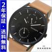 スカーゲン SKAGEN 腕時計 ホルスト HOLST マルチカレンダー メンズ ブラック文字盤 SKW6265