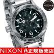 ニクソン (NIXON) 腕時計 THE 42-20 CHRONOクロノ BLACK NA037000-00 メンズ
