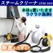 スチームクリーナー 掃除用品 掃除器具 アイリス ハンディタイプ STM-304 アイリスオーヤマ
