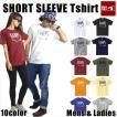 Tシャツ メンズ 半袖 15-16 BANPS ショートスリーブ smile レディース メール便送料無料