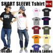 Tシャツ メンズ 半袖 15-16 BANPS ショートスリーブ graphic レディース メール便送料無料