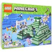 LEGO レゴ マインクラフト 海底遺跡 The Ocean Monument 21136◆新品Sa