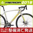 MERIDA(メリダ) 2018年モデル CYCLO CROSS 400 / シクロクロス 400  シクロクロス/CX ※ペダルは付属しません