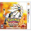 [北米版]Pokemon Sun ポケットモンスター サン[日本版3DS本体動作不可]