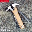 ウッド  ハンマー マルチツール Wood hammer multi tool kikkerland
