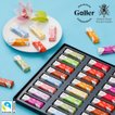 ベルギー 王室御用達 高級 チョコレート ジャン・ガレー Galler 正規代理店 誕生日 限定 24本セット 人気 ギフト プレゼント 手土産