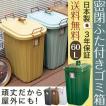 【送料無料】ゴミ箱 キッチン ダストボックス 送料無料 国産 ふた付きゴミ箱 くず入れ