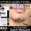 BRO.FOR MEN Quick Mascara(クイックマスカラ)〜眉・髭白髪隠し〜【ポスト投函送料無料】