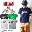 Tシャツ BILLVAN アメリカンスタンダード オールドスクール プリントTシャツ 290107 ビルバン メンズ アメカジ
