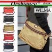 オロビアンコ ショルダーバッグ レディース ウィルマ OROBIANCO WILMA-C NYLON/OLI-ZEUS・NEW-VACHETTE