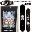 19-20 DEATH LABEL/デスレーベル DEATH SERIES LTD デスシリーズ グラトリ メンズ 板 スノーボード 予約商品 2020