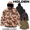 18-19 HOLDEN/ホールデン M,S WINFIELD jacket メンズ スノーウェア ジャケット スノーボードウェア 2019 型落ち