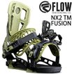 16-17 FLOW/フロー NX2 FS メンズ レディース ビンディング バインディング スノーボード 2017 型落ち