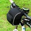 自転車用ポーチ バッグ 自転車ハンドルバック