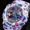 CASIO / Baby-G カシオ / ベビーG Flower Leopard Series / フラワーレオパードシリーズ レディース腕時計 ホワイト 海外モデル  BA-110FL-7A