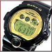 CASIO / Baby-G カシオ / ベビーG BG-6900シリーズ レディース腕時計 ブラック/ゴールド BG-6901-1JF 国内正規品