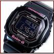 CASIO / Baby-G カシオ / ベビーG ソーラー電波腕時計 レディース ブラック 国内正規品 BGD-5000-1JF