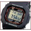 CASIO / G-SHOCK カシオ / Gショック ソーラー電波腕時計 マルチバンド6 New5600シリーズ GW-M5610-1JF 国内正規品
