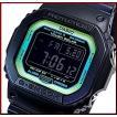 CASIO / G-SHOCK カシオ / Gショック ソーラー電波腕時計 マルチバンド6 ライムアクセントカラーシリーズ 海外モデル GW-M5610LY-1