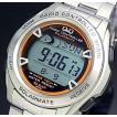 CITIZEN Q&Q シチズン キューアンドキュー メンズ腕時計 電波ソーラー メタルベルト MHS7-200 国内正規品