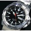 SEIKO/Sports セイコー5スポーツ/ファイブスポーツ 自動巻 メンズ腕時計 MADE IN JAPAN メタルベルト ブラック文字盤 SRP539J1 海外モデル