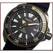 SEIKO PROSPEX セイコー プロスペックス ダイバーズ サムライ 自動巻 メンズ腕時計 ブラックケース ラバー ブラック文字盤 MADE IN JAPAN 海外モデル SRPB55J1