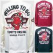 TEDMAN テッドマンロンT 長袖Tシャツ TDLS298 FIRE FIGHTER/アメカジ バイカー ミリタリー