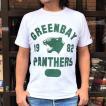別注 チャンピオン リバースウィーブ Tシャツ 18SS BUDDY 別注Champion REVERSE WEAVE Tシャツ C3-X301 白 WHITE 半袖 1982 GREEN BAY PANTHERS