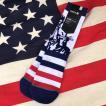 STANCE スタンス 自由の女神 ソックス メンズ靴下 Statue of Liberty 総柄 靴下 アメリカ U.S.A. アメカジ