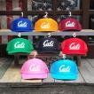 メッシュキャップ アメカジ キッズ BUDDY オリジナル Cali 帽子 アメカジ CALIFORNIA カリフォルニア アルファベット ロゴ 親子 ペアルック 子供