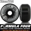 SPITFIRE スピットファイア Formula Four Classic Shadowply Wheels 99DU Black 54mm スケートボード スケボー パーツ ウィール ハード