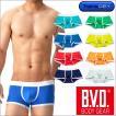 ローライズボクサーパンツ BVD BODY GEAR 吸水速乾パイピングカラー/スポーツ/メンズ