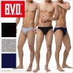 ビキニ ソリッド BVD M,L,LLサイズ/ブリーフ/アンダーウェア/綿ベア天竺