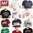 メンズtシャツ アバクロ Tシャツ 正規 アップリケ 刺繍 ブランド 半袖 大きいサイズ アバクロンビー アンド フィッチ Abercrombie & Fitch