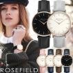ROSE FIELD ローズフィールド 腕時計 レディース 革ベルト レザー ウォッチ THE BOWERY