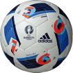 adidas アディダス EURO2016 フットサルボール 4号球 ボー ジュ 大人用 検定球 ホワイト AFF4150 WHT F